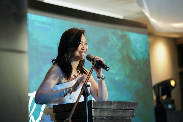 Discovery Suites General Manager Janice Tiambeng