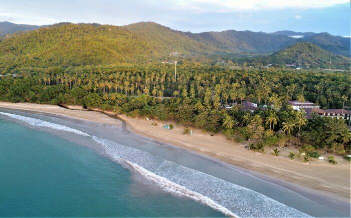 El Nido Lio Beach - Ten Knots Group gets WFEN certification