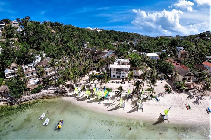"BORACAY reopens, heralds ""safe, gradual"" revival of Philippine tourism"