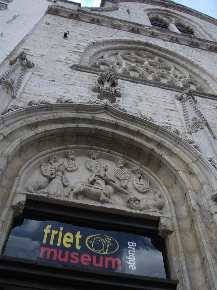 Frietmuseum Bruges photo by Tania Dey via Wikipedia CC