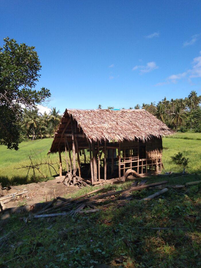 Humble Home of Aetas in Carabao Island