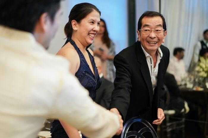 Leslie Yap, Herman Son