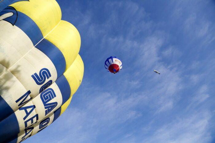 Philippine International Hot Air Balloon Fiesta in CALABARZON
