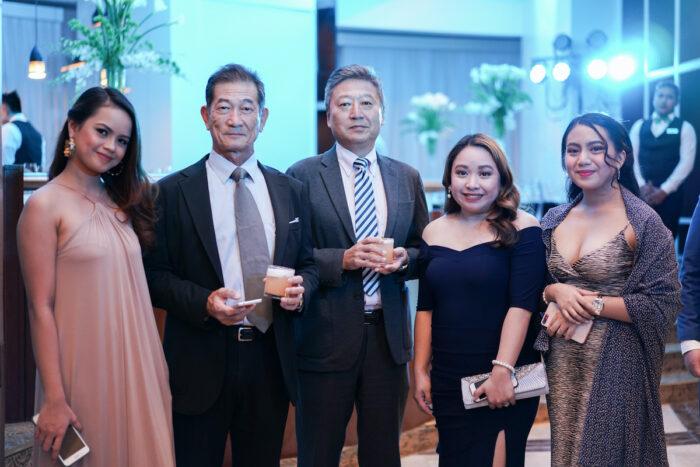 Rochelle Merino, Mr. Katsuyuki Saito, Mr. Tetsuya Yoshizawa, Hash Reyes, Maybelline Benedicto