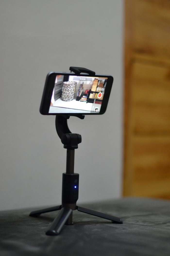 Sample shot of the Momax Selfie Stable Smartphone Gimbal