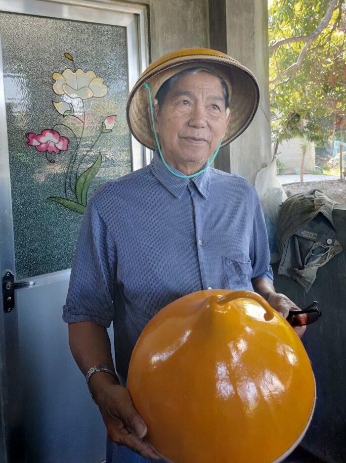 Teofilo Garcia and his art of Tabungaw Making