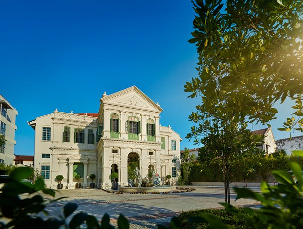 The Edison George Town, Penang. Colonial Charm Meets Contemporary Chic.