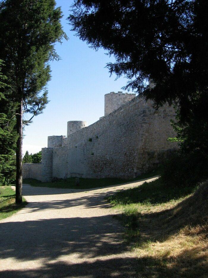 Ancient Wall of Burgos