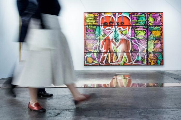 Art Basel Hong Kong by Alfonso Artiaco