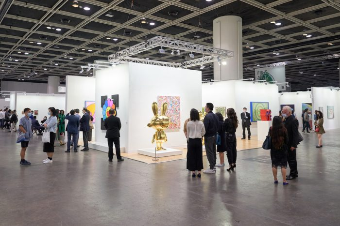 Art Basel Hong Kong (c) Art Basel