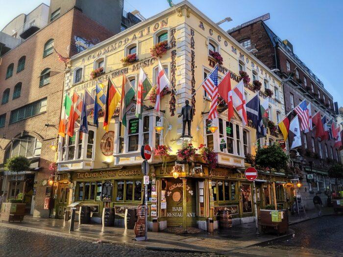 Bar and Restaurant in Dublin