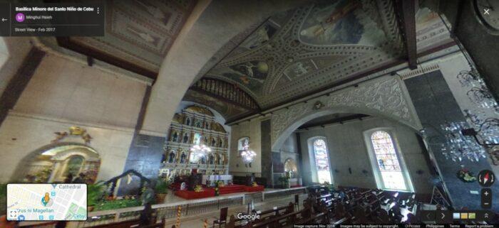 Basilica Menor del Santo Nino, Cebu