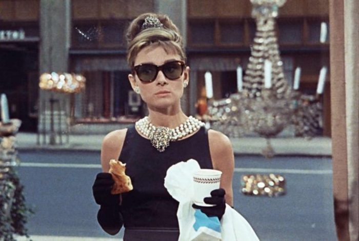 Breakfast at Tiffany's Image: Paramount Pictures