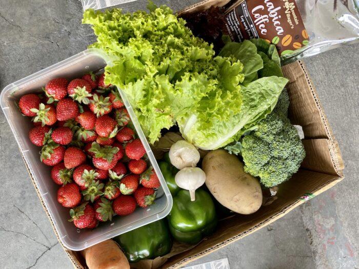 Buy Fresh Fruits and Vegetables Online via Session Groceries App