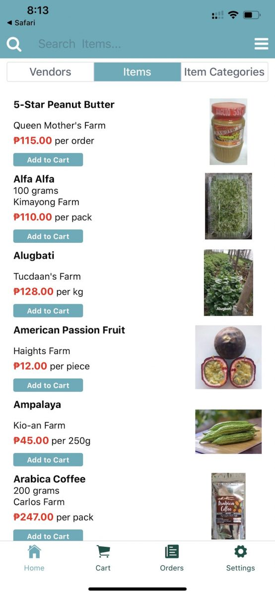Buy Fruits and Vegetables Online