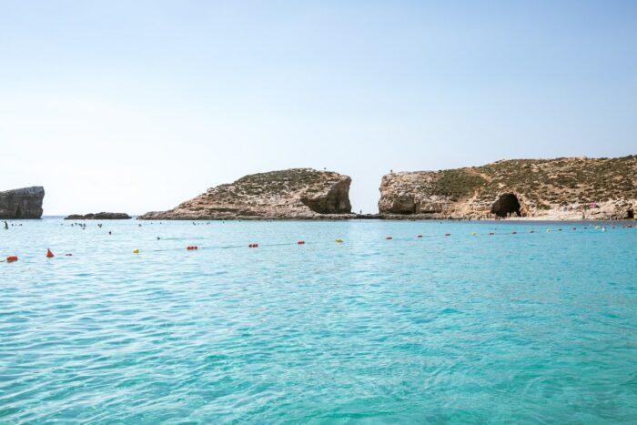 Comino Island, Malta by Egle Sidaraviciute via Unsplash