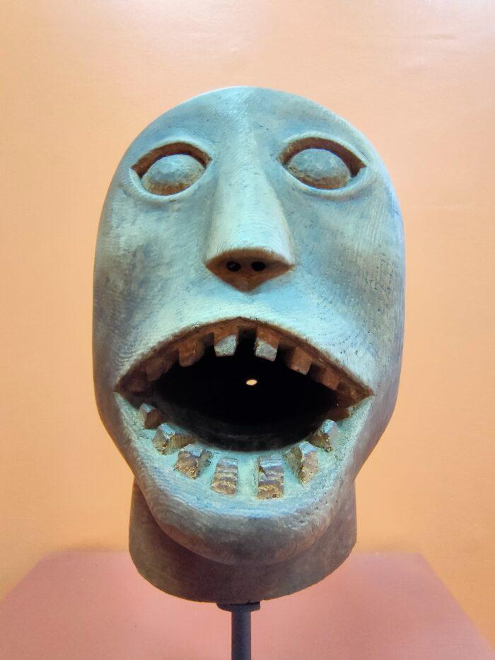 Cordilleran Sculpture inside Taoid Museum