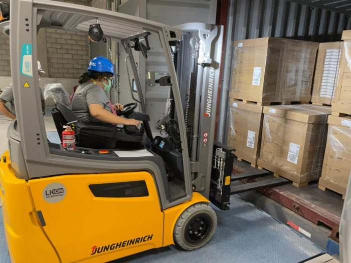 First batch of IKEA products arrives in Philippines - Image grabbed from IKEA Philippines' Facebook page