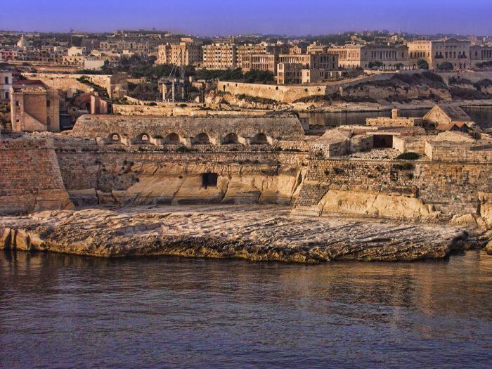 Fort Ricasoli by Trish Hartmann via Flickr CC