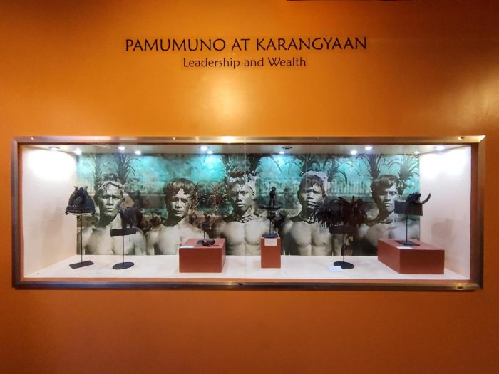 Headdresses of Cordilleran tribal leaders