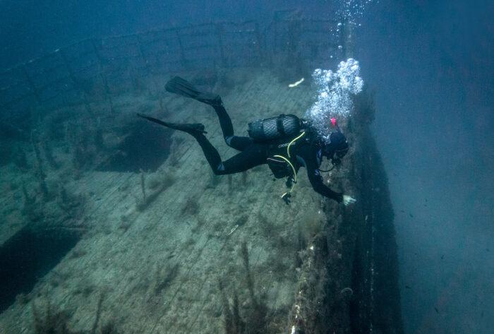 Karwela Wreck Gozo by Mal B via Flickr CC