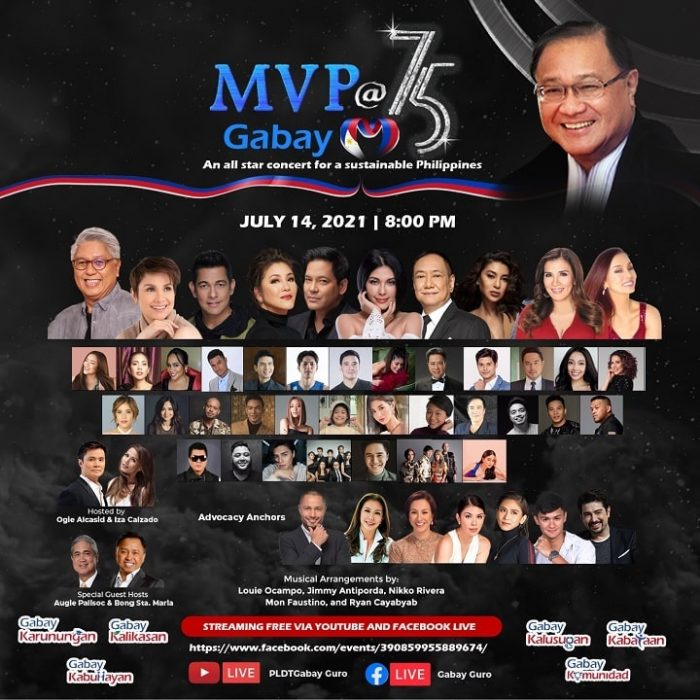 MVP Group Launches Gabay Advocacies for a Sustainable Philippines