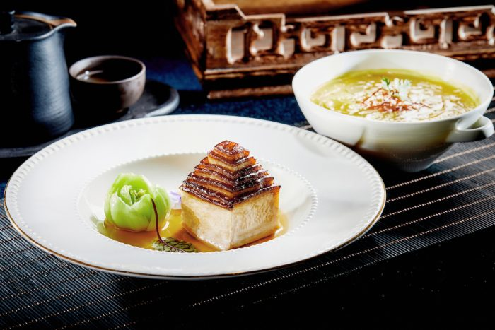 Two gastronomic 12-course set menus are proposed for Mother's Day from 1-10 May 2020, priced HK$588 or HK$688 per person, for tables of at least four;  with early bird offers of 10% discount for reservation between 1–3 May 2020, and 15% for table reservation between 4–7 May 2020