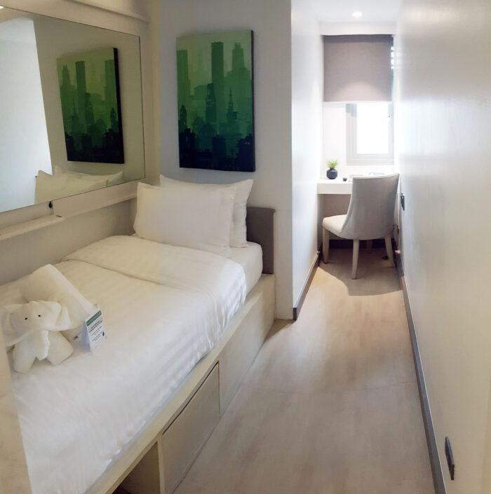 Mini Solo Room at The Mini Sutes Makati