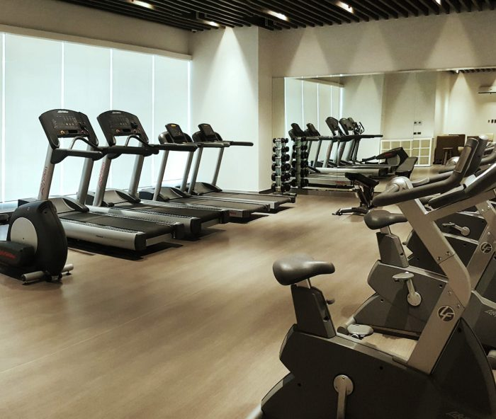 Mini Suites Fitness Gym