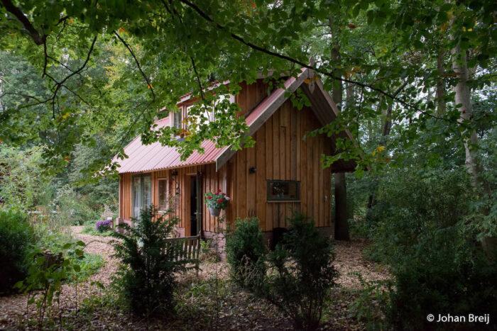 Nature house 1 Laren, Netherlands
