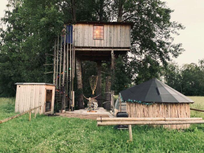 Natuurhuisje in Dalalvan - Zuid Zweden