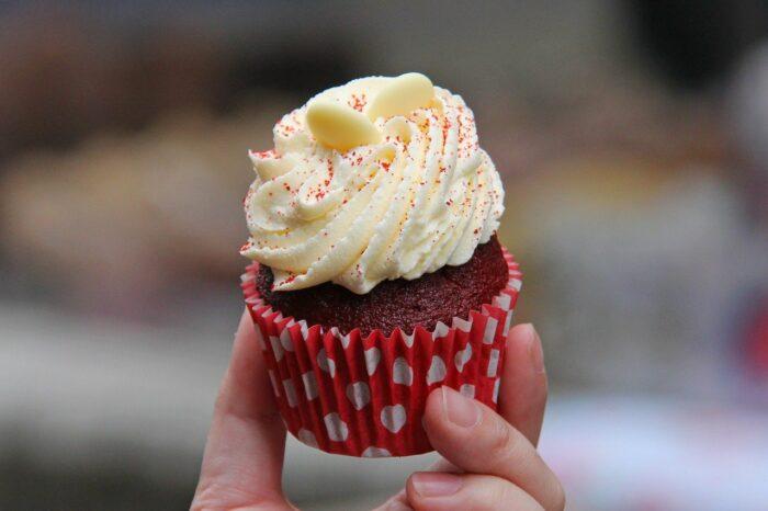 Red Velvet Cupcakes in Dublin