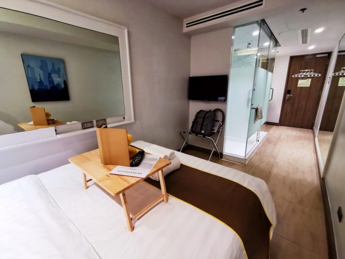 Room at The Mini Suites Eton Tower