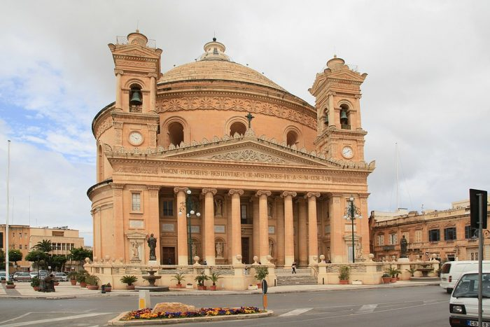 Sanctuary Basilica of the Assumption of Our Lady by Frank vincentz via Wikipedia CC
