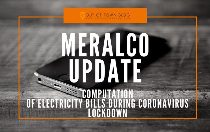 This is how Meralco will compute your electricity bill during the COVID-19 lockdown