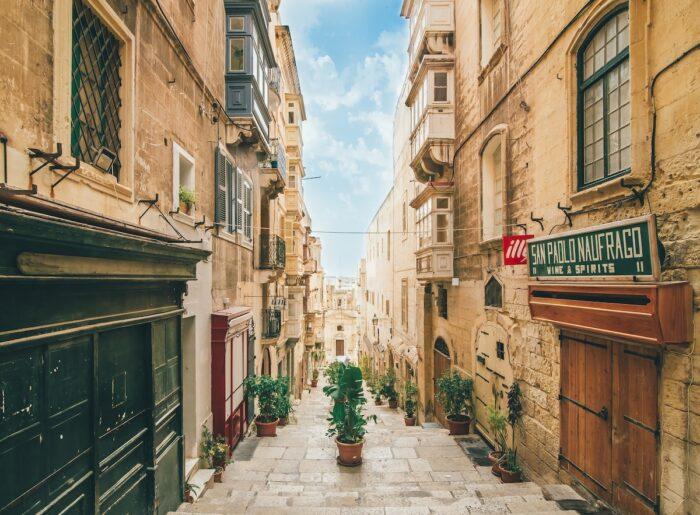 Valletta, Malta by Ferenc Horvath via Unsplash