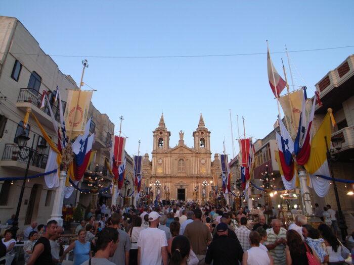 Zurrieq Festa by Adam Burt via Flickr CC