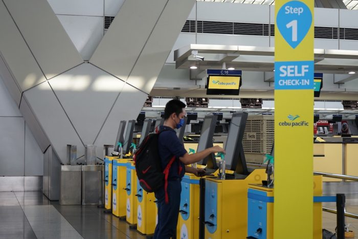 Airline Self Check-in