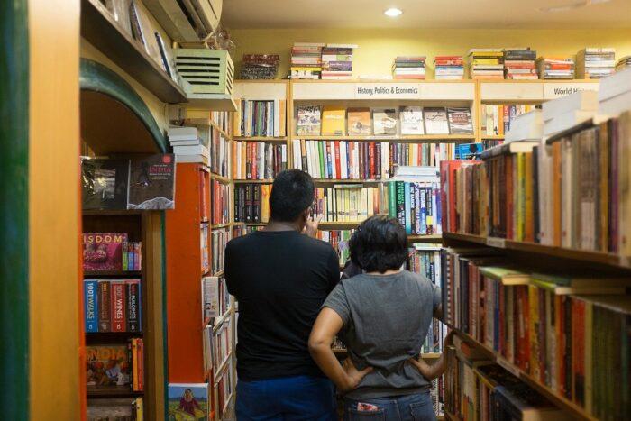 Bookstore in Khan Market