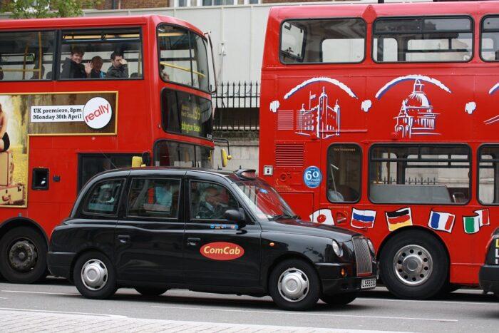 Bus versus Taxi