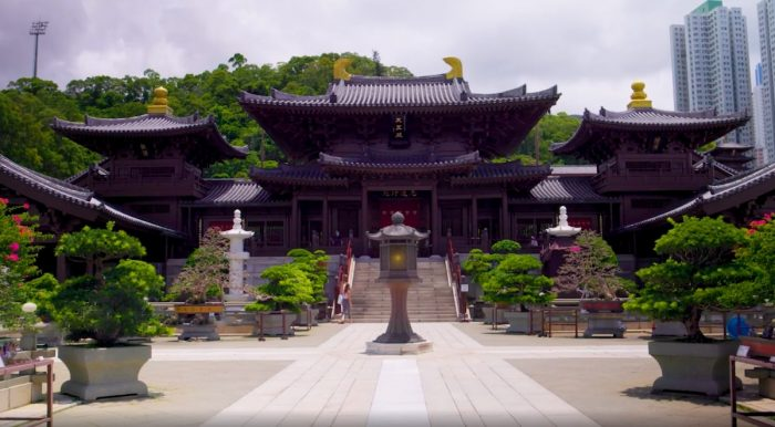 The incomparable Chi Lin Nunnery, an oasis in the heart of Wong Tai Sin