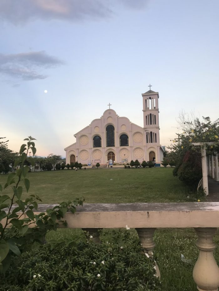 Church in Ilagan Isabela