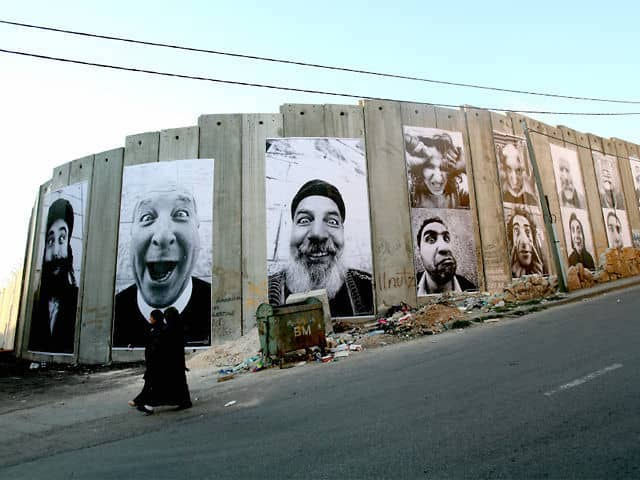 Face2Face in Israel