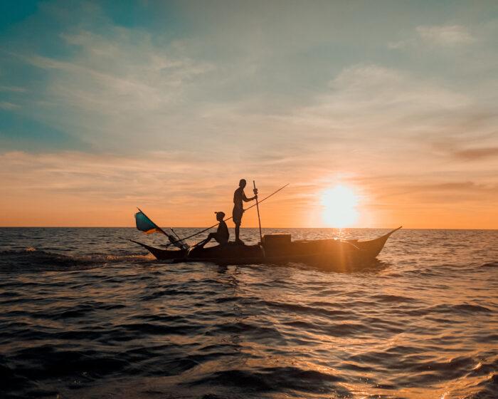 Fishing in Romblon - Bryan A. Fruelda