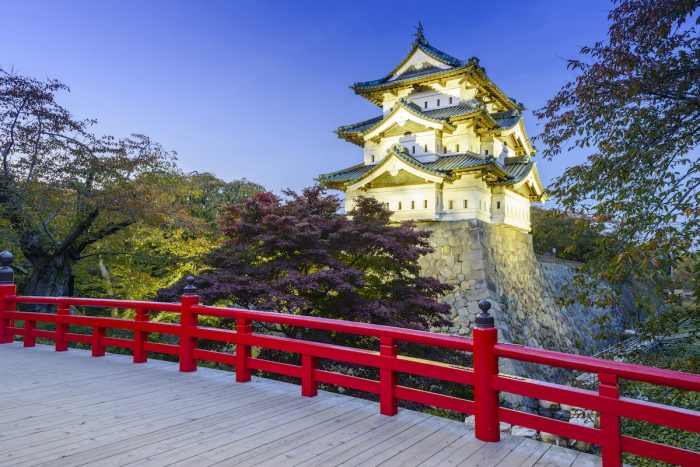 Home.fit Hirosaki-Castle-photo-via-Depositphotos-1-700x467 Things to Do and See in Hirosaki Castle and Park in Aomori, Japan
