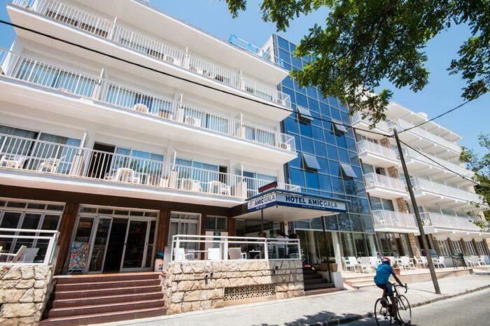 Hotel Amic Gala, Can Pastilla