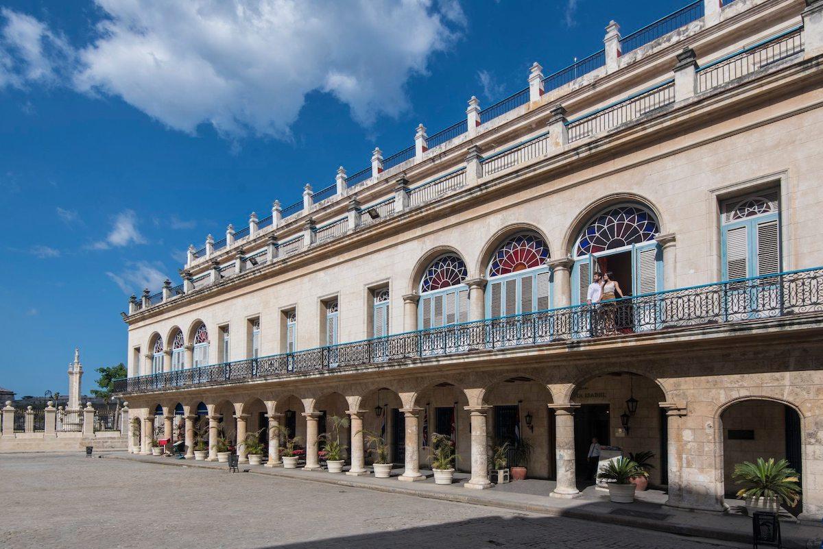 Hotel Santa Isabel Havana