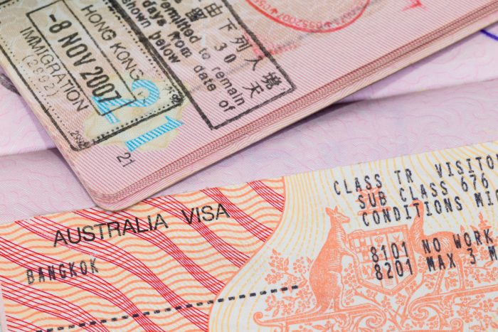 How to Apply for an Australian Tourist Visa for Filipinos photo via Depositphotos