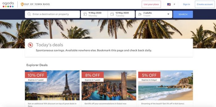 How to Search and Use Agoda Coupon Codes