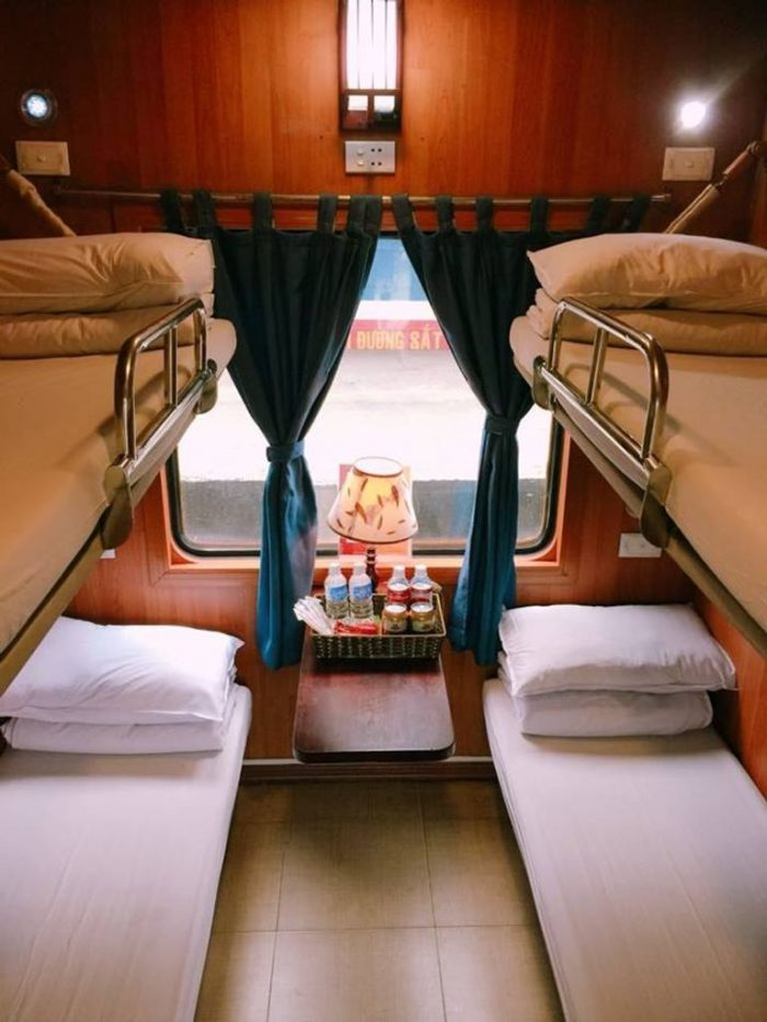 Luxury Train from Hanoi to Sapa photo via Bookaway